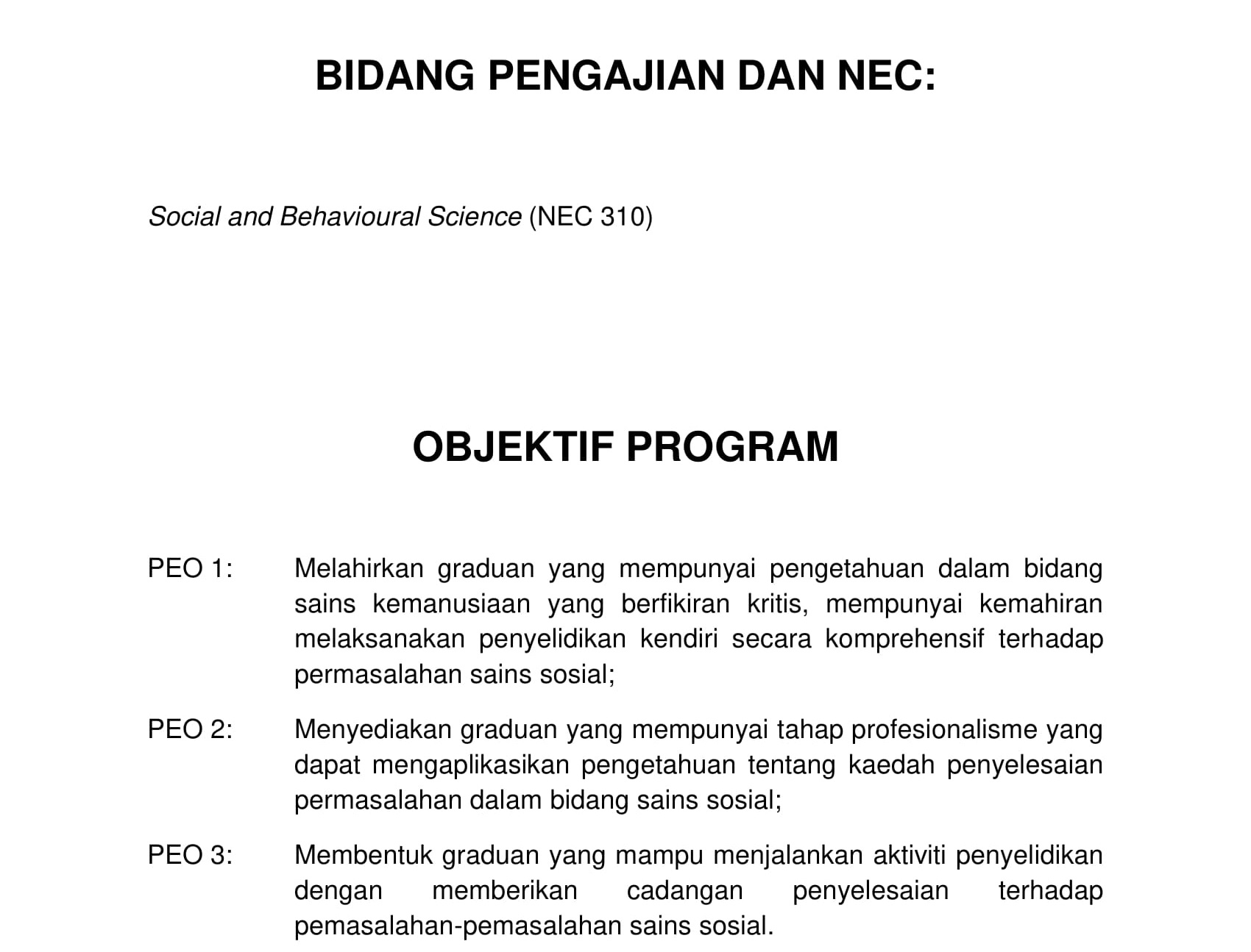 5. Sarjana Social and Behavioural Science 1