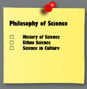 Philosophy of Science 1